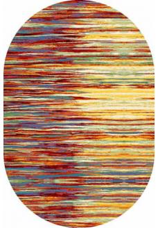 Ковер CRYSTAL 2757 multicolor овал