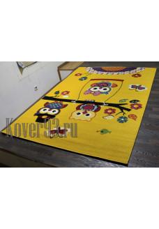 Ковер CRYSTAL 2740 yellow