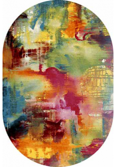 Ковер CRYSTAL 2754 multicolor овал